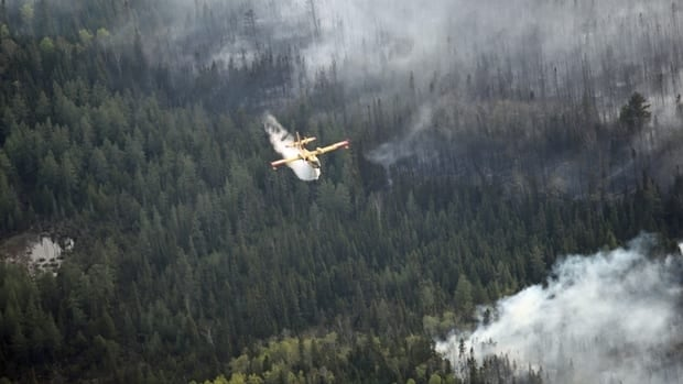 The MNR is reviewing the current strategy it uses to fight forest fires and says there are increasing signs that shifts in climate and forest conditions are likely to result in more difficult fire seasons.