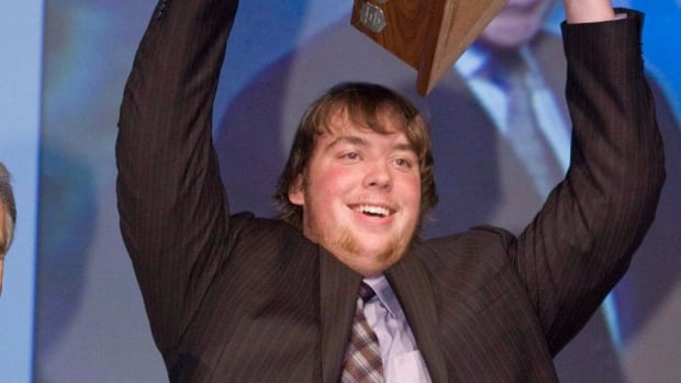 Four-year CFL veteran Clint Kent, left, was one of the Edmonton Eskimos' final cuts, announced on Sunday.