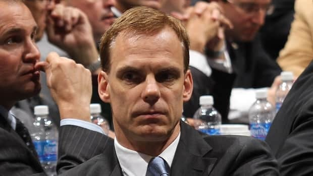 The Columbus Blue Jackets relieved general manager Scott Howson of his duties on Tuesday night.
