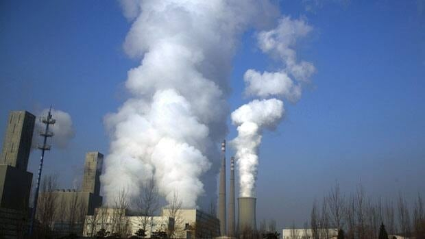China spews 10 billion tons of carbon dioxide into the air per year, the heaviest output of any nation.