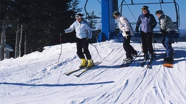 New Brunswick's Poley Mountain near Sussex reported strong numbers over the March break.