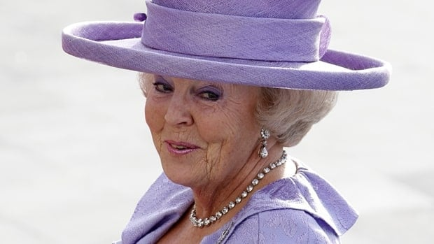 Queen Beatrix of the Netherlands has announced she will cede power to her eldest son Crown Prince Willem-Alexander in April.