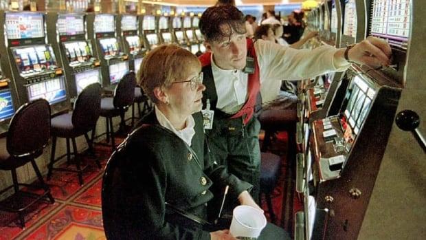 Slots attendant job
