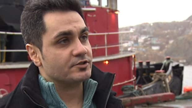 Reza Shoeybi, the owner of the Lyubov Orlova, would still like to salvage the drifting vessel.