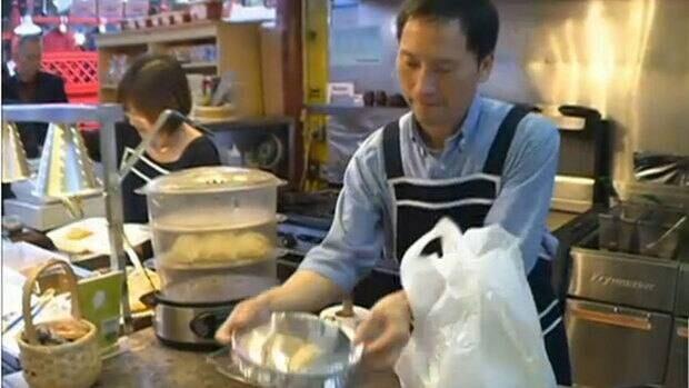 Joon Kim runs a popular Korean restaurant in Saint John.
