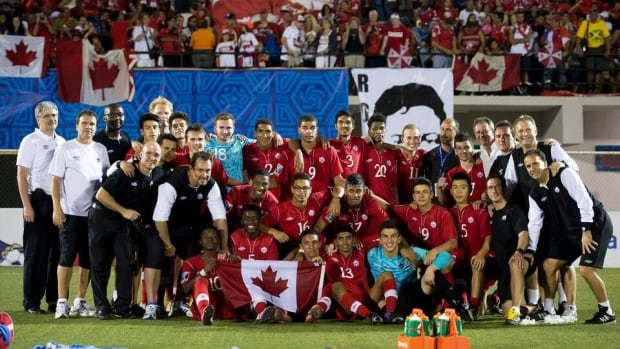 Canada will now face Panama on Wednesday in the semifinal of the CONCACAF championship.