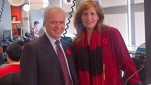 Former Ontario Liberal MPP Sandra Pupatello and Newfoundland and Labrador MHA Jim Bennett are married yet worked in two separate provinces.