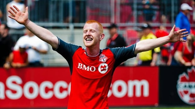 Toronto FC's Richard Eckersley will finally return to action for his team on Saturday after 14 games with a hamstring injury.