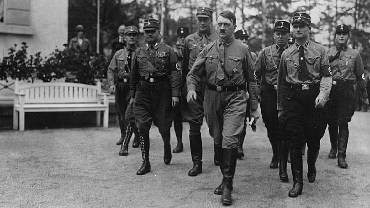 an account of hitler and the rise of the nazis Conquering the capital the ruthless rise of the nazis in spiegel online international will be publishing a series goebbels wanted hitler's party to show.