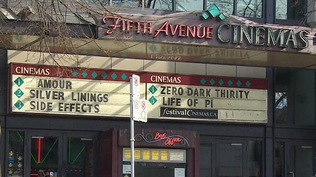 Cineplex says it will continue to show arthouse, independent movies at the two theatres.
