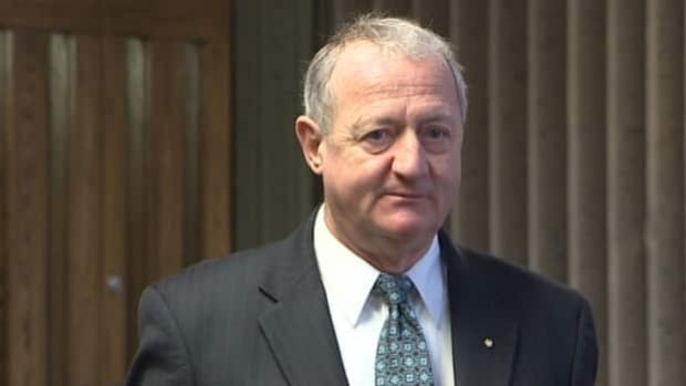 MacKinnon was one of four politicians charged in February 2011 following an investigation by Nova Scotia's auditor general into constituency allowance spending. He was the first to contest the charges — two of the three other politicians charged have been sentenced.