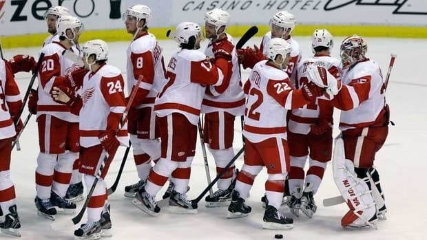 The Detroit Red Wings may be shifting to the Eastern time zone in the new proposed NHL realignment.