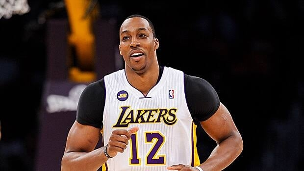 Dwight Howard is coming off his first, and possibly only, season with the Los Angeles Lakers.