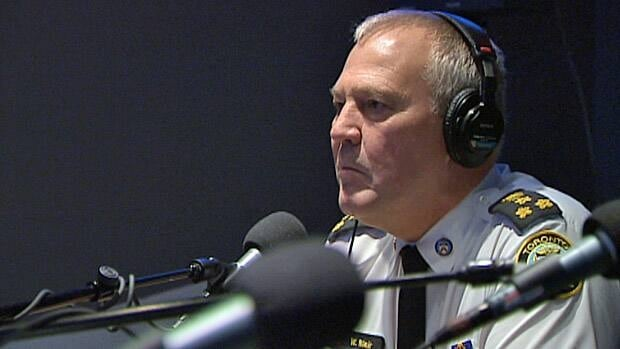 Toronto police Chief Bill Blair spoke to CBC Radio's Metro Morning on Thursday about the challenges his officers face and how misconduct affects the wider force.