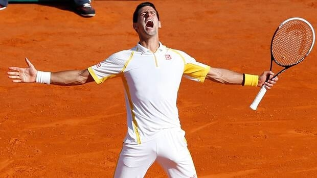Novak Djokovic faced Rafael Nadal for the 16th time in a championship decider, and they are now 8-8 in finals.