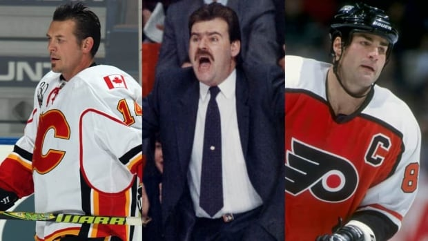Theo Fleury, Pat Burns, and Eric Lindros were overlooked for the Hockey Hall of Fame for another year.