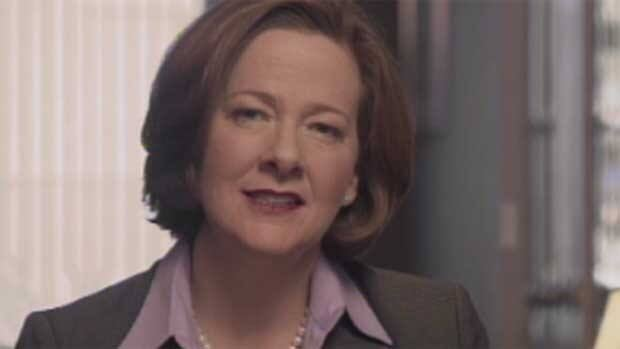 Premier Alison Redford discussed Alberta's financial situation in a televised address Thursday night.