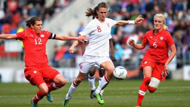 The Canadians next face the United States in a friendly June 2 at Toronto's BMO Field, a game that marks the team's homecoming following its bronze-medal performance at the 2012 London Olympics.