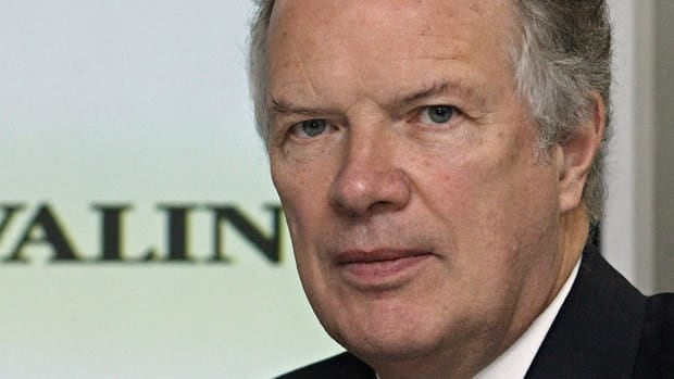 Former SNC-Lavalin president and CEO Jacques Lamarre blames the company's current troubles on foreign agents who broke the company's guidelines.