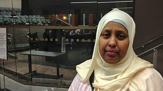 Shamso Elmi says Somali-Canadian parents felt left out of the decision to close Sir John A. Macdonald high school downtown. They were more worried by plans to offer English as a Second Language programs at Westdale and not the new north high school, which the school board committee changed on Monday.