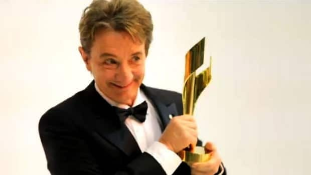 Martin Short will host the televised Canadian Screen Awards gala on Sunday, which will be preceded by two non-televised industry ceremonies Wednesday and Thursday.