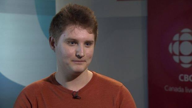 Vanier Catholic Secondary school Grade 11 student Liam Finnegan wants the school's policy condemning homosexual acts to be reversed.