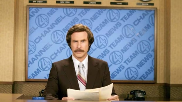 The Newseum in Washington plans a new exhibit about the 2004 comedy Anchorman: The Legend of Ron Burgundy starring Will Ferrell.