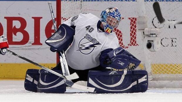 Dustin Tokarski has appeared in seven NHL games, posting a 3.54 goals-against average.