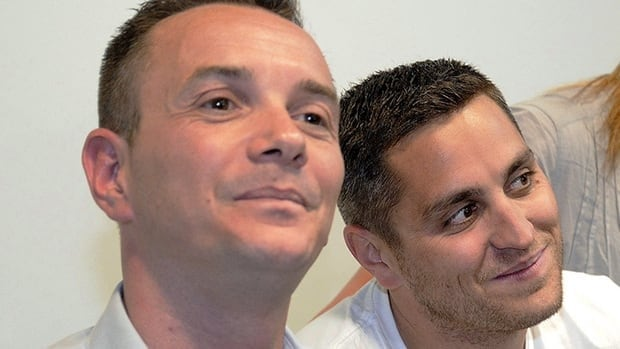 1st gay marriage takes place in France - World - CBC News