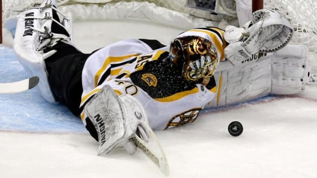 Boston Bruins goalie Tuukka Rask turned in another strong performance en route to a Game 2 win over the Pittsburgh Penguins Monday night.