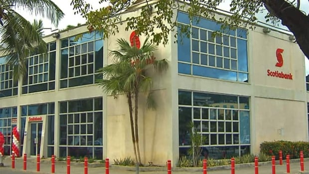 Scotiabank has had a branch in the British Virgin Islands since 1967.