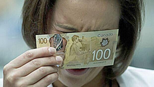 Canada Goose down sale price - 9 ways to avoid counterfeit polymer bills - British Columbia - CBC ...