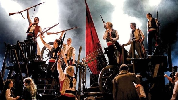 A new production of musical theatre favourite Les Misérables is returning to the Toronto stage.
