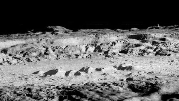 Unusual minerals found in lunar craters may have come from asteroid impacts.