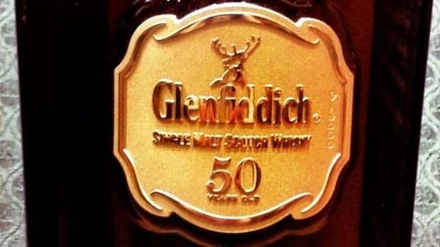 A 700-millilitre bottle of 50-year-old Glenfiddich Single Malt scotch was stolen from a Toronto LCBO earlier this month.