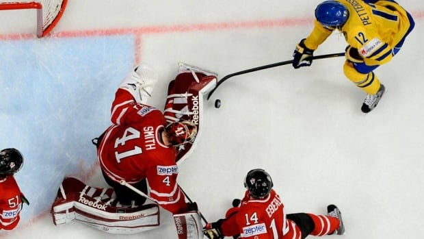 sweden hockey stats