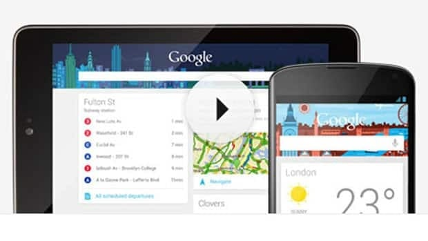 Google releases free iPhone and iPad app that features Google Now pitting the new app against Apple's similar function Siri.