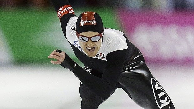 Jamie Gregg, seen competing in January, moved up the World Cup standings in the 500 with a silver on Friday in Holland.