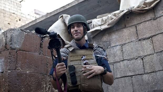 The family of  American journalist James Foley says he went missing in Syria more than one month ago while covering the civil war there.