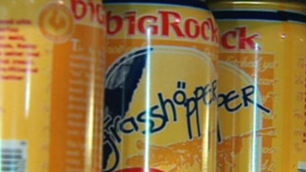 Big Rock Brewery won the bronze medal for their Grasshopper Wheat Ale at the Canadian Brewing Awards.