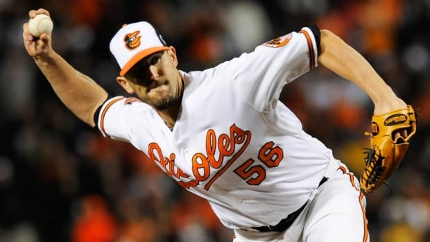 Baltimore reliever Darren O'Day was the final arbitration-eligible player to reach a deal with his team.