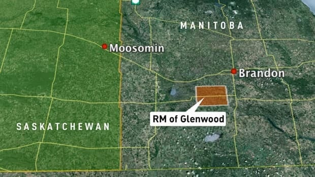 A council member from the RM of Glenwood, well within Manitoba's borders, wants to join Saskatchewan.