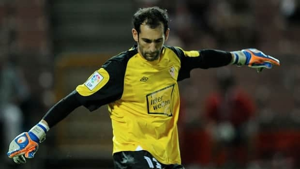 Diego Lopez came up through Madrid's youth system, appearing sparingly for its first team before playing for Villarreal from 2007-2012. He had joined Sevilla last off-season.