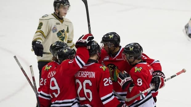 The Portland Winterhawks will take on the Halifax Mooseheads in Sunday's final.