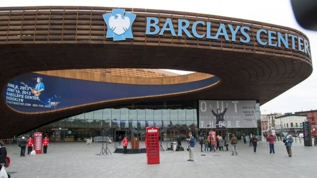 The Barclays Center opened last fall, and is home to the Brooklyn Nets.