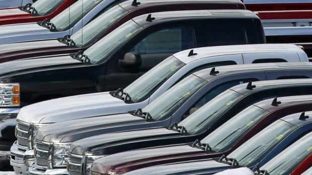U.S. auto sales declined sharply in September, lowering overall U.S. retail sales.