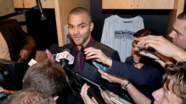 San Antonio Spurs point guard Tony Parker is scheduled to have an MRI on a tight hamstring on Wednesday.