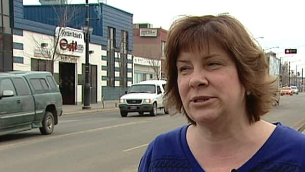 Miri Peterson, executive director of Crystal Kids, says more than 12,000 people have signed a petition to keep a massage parlour from opening two doors down from the drop-in centre.