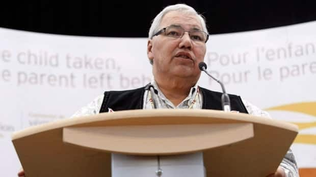 Justice Murray Sinclair, chair for the Truth and Reconciliation Commission, says a new research centre on residential schools will be significant for all Canadians.