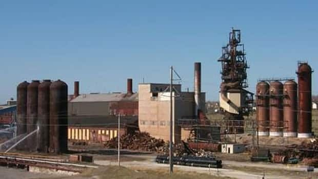 The old Sydney Steel plant. A Russian company is considering building an iron ore plant near the old steel plant site.